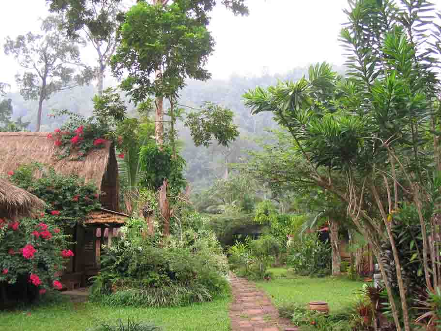 Chiang Dao - Malee's Nature Lovers' Bungalow